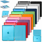 Ultra Slim Leather Folding Magnetic Cases Ipad Air/123/Pro 9.7/10.5/New Mini Lot