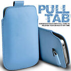 PULL TAB PU LEATHER POUCH COVER CASE *only*fits Alcatel one touch 20.12 + Stylus