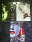 BLOOD RELATIONS / SOUNDS LIKE / BUG - 3 Discs - DVD Region 1 - free shipping