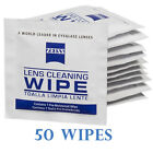 Zeiss Optical Lens Cleaning Wipes Glasses Smartphones Camera 50,100,200 or 400