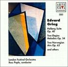 Holberg Suite (Pople, London Festival Orchestra) CD (1997)