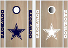 Dallas Cowboys Cornhole Bean Bag Toss Vinyl Decal Set -8pcs- Multiple Colors on eBay