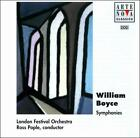 Symphonies Nos. 1 - 4 and 6 - 8 (Pople, London Fo) CD (1997)