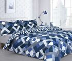 Infusion Blue Duvet Cover Bedding Quilt Set And Pillowcases Pieridae All Sizes
