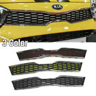 OEM Genuine Parts Front Hood Radiator Grille for KIA 2018 Picanto / Morning