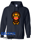 men fashion a bathing ape hoodie baby