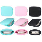 11''15.6'' Case Notebook Bag Sleeve Pouch Tablet Pc Cover for Macbook Ipad