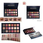 TOPBeauty New Beauty Glzaed 18 Colors Rose Gold Textured Eyeshadow Palette Makeu