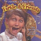 JOHN LITHGOW - Farkle & Friends - CD - Import - **BRAND NEW/STILL SEALED**
