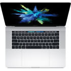 """Apple 15.4"""" MacBook Pro with Touch Bar (Mid 2017 256GB, Space Gray or Silver)"""