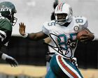 Miami Dolphins Mark Duper Signed Photo 8x10 COA 10