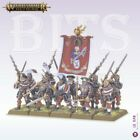BITS FREE PEOPLES FREEGUILD GREATSWORDS EMPIRE JOUEURS EPEE WARHAMMER BATTLE AOS