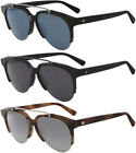 MCM Acetate Beveled Modified Aviator Sunglasses 112S - Made