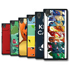 PIN-1 Game Pokemon 3 Solid Phone Case Cover Skin for Sony HTC