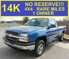 2004+Chevrolet+Silverado+1500+14%2C180+NO+RESERVE+1+OWNER+SUPER+LOW+MILES%21%21%21+LOOK