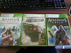 X Box 360 Spiele (Assisin Creed, RL, BH, Need for Speed Pro Street)