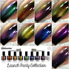 KBShimmer 2018 Launch Party Multichrome/Duochrome Collection Magnetic Polishes