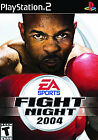 PS2 Fight Night 2004 (GREATEST HITS) Pre-owned w/case & manual #GPP49
