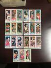 1980 Topps Basketball Cards NBA LOT Of 7 Jabbar Moses Malone Cooper
