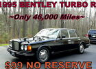 1995+Bentley+Turbo+R+360+HP+V8+++%7E%2499+No+Reserve%7E