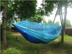 Ultralight Outdoor Camping Hunting Mosquito Net Parachute Hammock 2 Person Flykn
