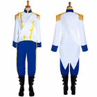 The Little Mermaid Prince Eric Costume For Adult Cosplay costume