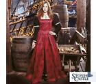 The Musketeers, Milady De Winter Dress. Ideal for Re-enactment Costume LARP
