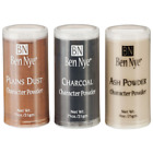 Ben Nye Character Powders CHARCOAL, ASH, PLAINS DUST MP ALL SIZES