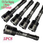60000LM 3x T6 LED Flashlight Torch Light Camping Hunting Outdoor Lamp 18650BTY*