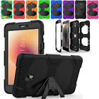 Heavy Duty Hard Case For Samsung Galaxy Tab A 8.0 T380 T350 Screen Protector