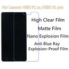 3pcs For Lenovo VIBE P1 m Ultrathin High Clear,Anti Explosion Screen Protector