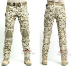 Trouser Mens Boy Army Camouflage Outdoor Camping Long Military Pants Outdoor New