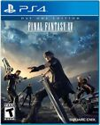 Final Fantasy XV - PlayStation 4 PS4 Games Sony Brand New Factory Sealed