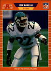 1989 Pro Set Football Base Singles #303-535 (Pick Your Cards)