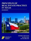 New Principles of Real Estate Practice in Texas textbook - ISBN 978-0915777143