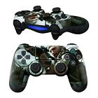 NEW Pair of Vinyl Controller Skins - Tattoo Arm Military for Playstatio