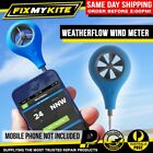 WeatherFlow Wind Meter - Anemometer for Mobile iPhone Android or iPad