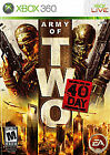 Army of Two: the 40th Day Xxbox 360, Live) Complete! Ships Fast!