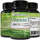 Vitamin E 1,000 IU A Natural  Antioxidant Supports Healthy Immune Function