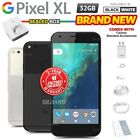 New & Sealed Factory Unlocked Google Pixel Xl Black White 32gb Android Phone