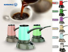 KORKMAZ A-365 Percipient Greek Turkish Coffee Maker Machine Electric 6 Color stainles