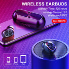bluetooth headphones earbuds headset tws wireless earphones for samsung iphone