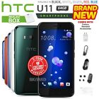 New Factory Unlocked Htc U11 Black Silver White Blue Red 64gb Android Smartphone