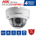 Hikvision DS-2CD2142FWD-I 4mm 4.0MP WDR Fixed Dome IR IP Network Camera Onvif