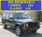 1998+Jeep+Cherokee+NO+RESERVE+1+OWNER+CLASSIC++4%2E0L+4X4