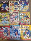 Sonic The Comic Issues 95 - 120