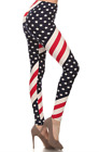 """High Waisted Printed Leggings by """"Love It"""""""