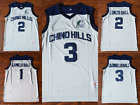 LaMelo Lavar LiAngelo Ball Chino Hills Huskies High School Basketball Jersey