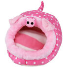 Cage Guinea Pig Bed Winter Animal Hamster Hedgehog Sleeping House Mat Cute Small