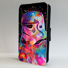 STORMTROOPER STAR WARS FLIP PHONE CASE COVER for SAMSUNG GALAXY S5 S6 S7 S8 S9